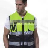 Reflective vest,EN471,reflective jogging coat,safety coat