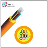 Multi cord distribution fiber cable GJPFJV indoor optical cable