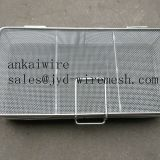 precision instrument cleaning basket