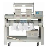 2 head embroidery machine