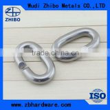 Stainless steel 304 316 C shaped Chain connecting link