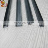 ISO Certificated 60 Series Steel Plastic PVC Extrusion Profile Same Quality As Kinbon UPVC Profiles