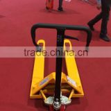 Chinese supplier 3T AC pump PU wheel hand hydraulic pallet truck