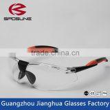 PC Lenses Material Polycarbonate Frame Material Safety Goggle Dustproof And Windproof Eyes Wear