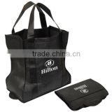Eco-Friendly Reusable Non-Woven Shopping Bag with cotton handle | non woven bag cotton handle