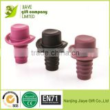 New Lovely Silicone Hat Wine Bottle Stopper/Saver
