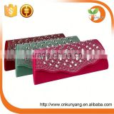 alibaba wholale china ladi clutch bag fashion box clutch with crystal evening clutch bag
