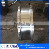 Hot metal Ladle molten steel transfer car wheel for steel mill,non-ferrous metal factory
