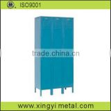 traditional louver door locker 6 door smart metal locker