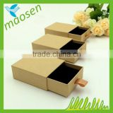 Paper jewelry box customize 2014 hot product custom kraft paper jewelry box paper jewelry box