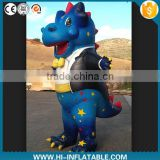 Promotion Inflatable Dinosaur costume/Inflatable Dinosaur Cartoon/Animal Dinosaur Cartoon