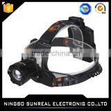 SY-F281 High power head light led safety lightCREE head lamp head flashlight