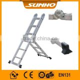 Industrial Extension Combination Step A Shape Aluminium Ladder