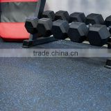 Rubber Gym Flooring /Gym Rubber Flooring TZ-3031