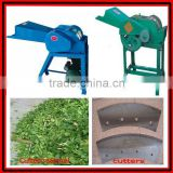 Motor operated grass crop agricultural hay cutter