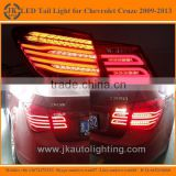 New Arrival Fahsionable LED Tail Light for Cruze Chevrolet Super Quality LED Rear Lights for Chevrolet Cruze 2009-2013