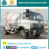 Dong Feng Top Quality 2CBM,3CBM,4CBM,5CBM,6CBM small type concrete agitator truck mixers