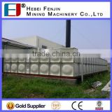 High Strength GRP FRP Sectional Water Tank For Drinking Water/ Irrigation/Firefighting ISO9001