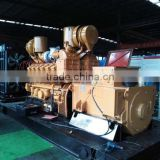 Supermaly water cooled 600Kw natural gas generator powered by Zichai engine                                                                                                         Supplier's Choice