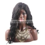 Alibaba Express 5A Grade Human hair wig with full lace base in all hair colors and length