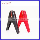 Red and Black Color High Quality Alligator Clip