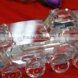 Exquisite Crystal furnishing articles Car crystal model