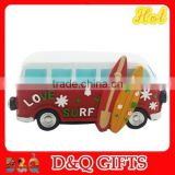 Resin painting vans figurine for gifts
