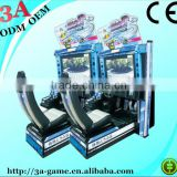 Initial D5 Amusement Indoor Coin Operated Electronic Driving Simulator Racing Game Machine Race Car Arcade Machine