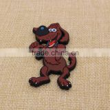Brown dog pvc fridge magnets/ practical cartoon dog fridge magnets promotion                                                                                                         Supplier's Choice