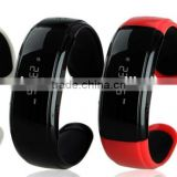 Factory direct supply bluetooth bracelet, sleep mornitoring smart bracelet, mini size bluetooth wristband