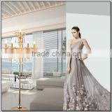 Beautiful Amber Modern Lamp Crystal Floor Lamp Crystal Light from China Supplier FL6609