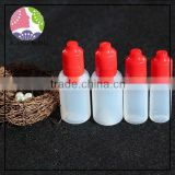 trade assuranc Chemical industrial use and dropper sealing type unicorn bottle 30ml with child proof and tamper evident cap