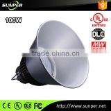 Aluminum reflector of high bay light, golden supplier UL DLC 100w led high bay light retrofit kit