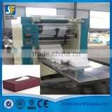 Customized automatic napkin folding machine, paper converting machine, embossing machine price                                                                         Quality Choice