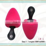hot-selling cheap inflatable shoe trees/high heel foam shoe last/pu flocking shoe stretcher