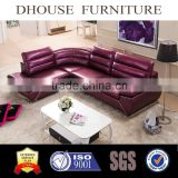 2016 Leather Sectional Sofa Set Livingroom Home Furniture 8072