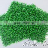 Professional natural selling artificial grass turf simulation boxwood carpet for garden backyard