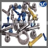 Gr2 titanium price for titanium bolts and nuts in other titanium