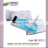 midget cash carbon paper receipt book manufacturer