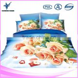 Wholesale Colorful 100% Polyester 3D Bedding Sets