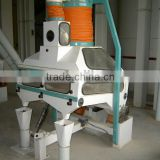 TQSF series Professional and High Quality separating destoner for Flour Milling Machine/paddy destoner