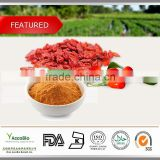 Organic Goji berries extract/ Bulk Goji fruit powder/ Dried Goji Berry                                                                         Quality Choice