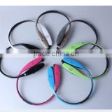 2016 Cheap wireless headphone wireless bluetooth headset HBS 900 800 CSR 4.0