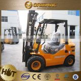 HUAHE 2500kg diesel forklift with 3-stage mast HH25Z