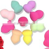 Wholesale Round Shape Latex Free Makeup Sponge , Makeup Remover Sponge , Cosmetic Sponge Powder Puff