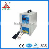 Low Price High Frequency Induction Heating Machine for Weld Brazing Metal Tube Joint (JL-15)