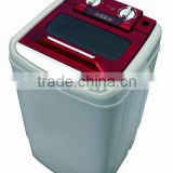 4.8kg home use single tub semi automatic mini washing machine
