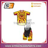 Stan Caleb custom road cycling bib shorts for racing, men cycling union suit