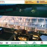 500 seater luxury party transparent tent for sale in Dubai