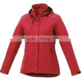 water resistant women's jacket